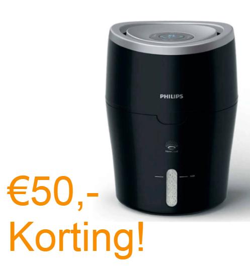 Korting Philips HU4803/01 Black Friday