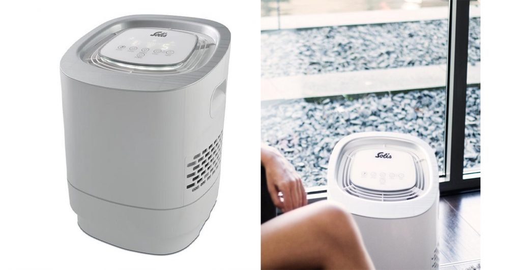 Solis 3 in 1 Airwasher Ionic 7216